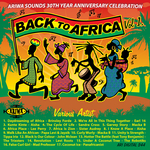 VARIOUS - Back To Africa Vol 1 (Front Cover)