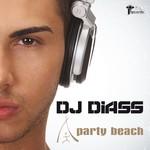 DJ DIASS - Party Beach (Front Cover)