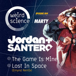 JORDAN/SANTERO - The Game Is Mine EP (Front Cover)