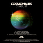 COSMONAUTS - Stardust (Front Cover)