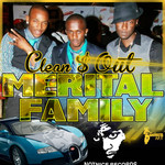 MERITAL FAMILY - Clean & Out (Front Cover)