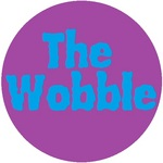 ACTUAL PHANTOM - The Wobble (Front Cover)