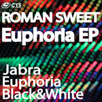 ROMAN SWEET - Euphoria EP (Front Cover)