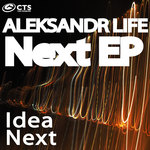 ALEKSANDR LIFE - Next EP (Front Cover)