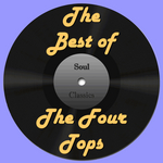 FOUR TOPS - The Best Of The Four Tops (Front Cover)