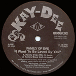 FAMILY OF EVE - I Want To Be Loved By You EP (Front Cover)