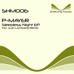 P MAYER - Sleepless Night (Front Cover)
