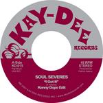 SOUL SEVERES - I Got It (Front Cover)
