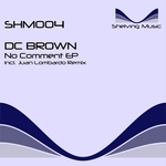 DC BROWN - No Comment (Front Cover)
