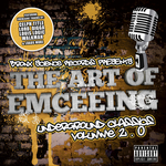VARIOUS - The Art Of Emceeing Vol 2 (Front Cover)
