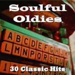 VARIOUS - Soulful Oldies: 30 Classic Hits (Front Cover)