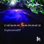 RAMIREZ, Cesar - Exploration EP (Front Cover)