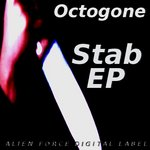 OCTOGONE - Stab EP (Front Cover)