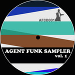 VARIOUS - Agent Funk Sampler Vol 1 (Front Cover)