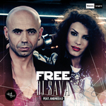 DJ SAVA feat ANDREEA D - Free (Front Cover)