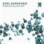 KARAKASIS, Axel - Molecular EP (Front Cover)
