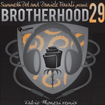 BROTHERHOOD - Brotherhood EP (Front Cover)