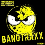 JONES, Franky - Acid Attack (Part 1) (Front Cover)