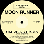 MOON RUNNER - Sing Along Tracks (Front Cover)