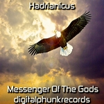 HADRIANICUS - Messenger Of The Gods (Front Cover)