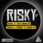 RANDALL M - Risky EP (Front Cover)