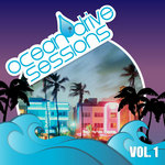 VARIOUS - Ocean Drive Sessions Vol 1 (Front Cover)