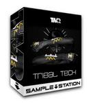 SAMPLE STATION - TMR Tribal Tech (Sample Pack WAV) (Front Cover)