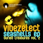 VIBEZELECT - Buried Treasures Vol 2 Seashells EP (Front Cover)