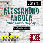 ARBOLA, Alessanro - The Radio Rap EP (Front Cover)