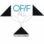 TECHNO FARBEN - Of/F All (Front Cover)