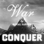 ROYAL SAPIEN - War (Front Cover)