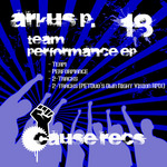 ARKUS P - Team Performance EP (Front Cover)
