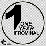 VARIOUS - 1 Year iFrominal (Front Cover)