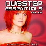 VARIOUS - Dubstep Essentials Vol 08 (Front Cover)