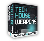 Tech House Weapons (Sample Pack WAV/REX)