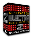 Generation Electro 2 (Sample Pack WAV)