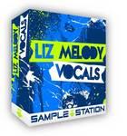 SAMPLE STATION - Liz Melody Vocals (Sample Pack WAV) (Front Cover)