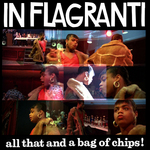 IN FLAGRANTI - All That & A Bag Of Chips (Back Cover)