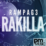 RAMPAG3 - Rakilla (Front Cover)