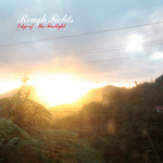 ROUGH FIELDS - Edge Of The Firelight (Front Cover)