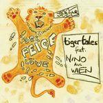TIGER TALES - Hoppa Hoppa Reiter (Der Feige Lowe) (Front Cover)