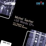 SACHER, Michel - 10 Words EP (Front Cover)
