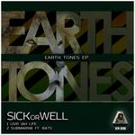 SICKORWELL - Earth Tones EP (Front Cover)