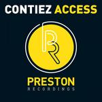 CONTIEZ - Access EP (Front Cover)