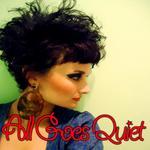 LITTLE FISH aka DJ DD/SUELLEN - All Goes Quiet (Front Cover)