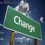 BHANDARI, Dev - Change Is Inevitable (Front Cover)