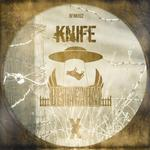 KNIFE - X (Front Cover)