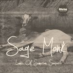 SAGE MONK - Lambs Of Sumerian Shepherds (Front Cover)