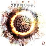 GENR8 - Propulsion (Front Cover)