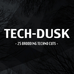 VARIOUS - Tech-Dusk: 25 Brooding Techno Cuts (Front Cover)